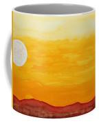 Moonshine Original Painting Sold Coffee Mug