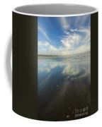 Moonstone Beach Reflections Coffee Mug
