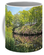 Moore State Park Water Reflections Coffee Mug