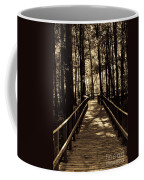 Moores Creek Battlefield  Nc Swam Bridge  Coffee Mug