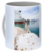 Mooring Coffee Mug
