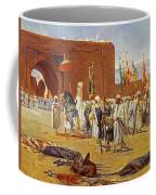 Moorish Procession Coffee Mug
