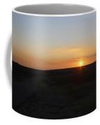 Moorland Sunset Coffee Mug