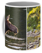 Moose And Baby 5 Coffee Mug