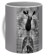 Moose Cabin Coffee Mug