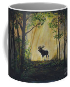 Moose Magnificent Coffee Mug
