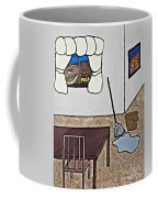 Essence Of Home - Mop And Bucket Coffee Mug