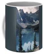 Morain Lake Coffee Mug