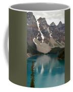Moraine Lake - Alberta - Canada Coffee Mug