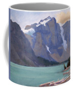 Moraine Lake Banff Coffee Mug
