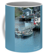 More Boats Coffee Mug