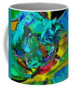 More Dragonfly Art Coffee Mug