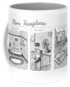 More Hamptons: Coffee Mug