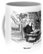 More Sleaze Coffee Mug
