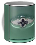 Morgan Car Emblem Coffee Mug