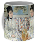 Morisot's The Sisters Coffee Mug