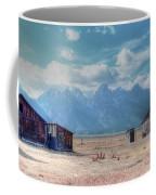 Morman Row Coffee Mug by Kathleen Struckle