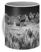 Mormon Barn Coffee Mug