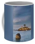 Morning At Battery Point Lighthouse Coffee Mug