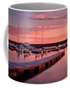 Morning At Chatfield Marina Coffee Mug