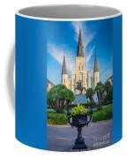 Morning At Jackson Square Coffee Mug