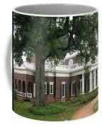 Morning At Monticello Coffee Mug