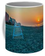 morning at  Myrtle Beach South Carolina Coffee Mug