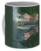 Morning At Telegraph Cove Coffee Mug