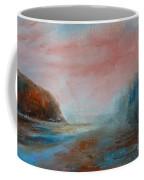 Morning At The  Beach Coffee Mug
