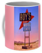 Morning At The Edge Of Nowhere Coffee Mug