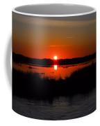 Morning At The Marsh Coffee Mug