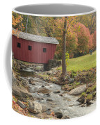 Morning At The Park Coffee Mug by Bill Wakeley