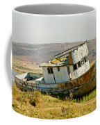 Morning At The Pt Reyes Coffee Mug by Bill Gallagher