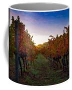 Morning At The Vineyard Coffee Mug