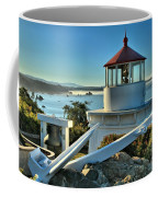 Morning At Trinidad Light Coffee Mug