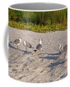 Morning Beach Cleaning Crew Coffee Mug