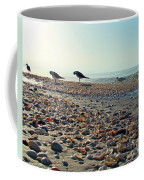 Morning Beach Preen Coffee Mug
