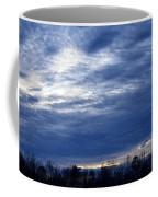 Morning Blue Coffee Mug