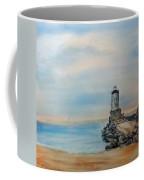 Angel's Gate Lighthouse Coffee Mug