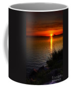 Morning By The Shore Coffee Mug