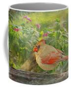 Morning Cardinal Coffee Mug