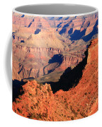Morning Colors Grand Canyon Coffee Mug