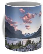 Morning Colors On The Lake Coffee Mug