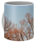 Morning Coloured In Fall Coffee Mug