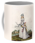 Morning Dresses, Fig. 63 & Fig. 64 Coffee Mug