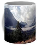 Morning East Glacier Park Coffee Mug