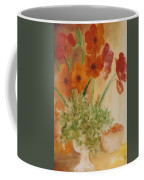 Morning Flowers Coffee Mug