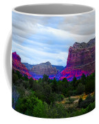 Glorious Morning In Sedona Coffee Mug