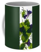 Morning Glory Rising Coffee Mug