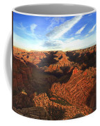 Morning Glory - The Grand Canyon From Kaibab Trail  Coffee Mug